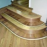 hardwood flooring accent design
