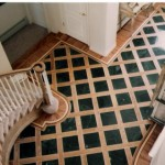 Hardwood Flooring with green design